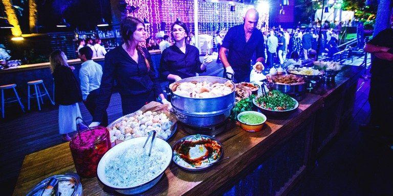 קייטרינג למסיבה | תחנה ישראלית