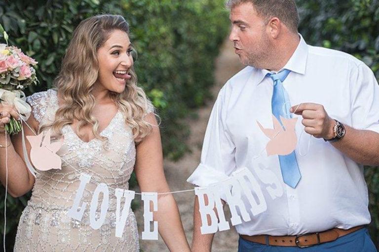 חתונה מיכל ואלכס