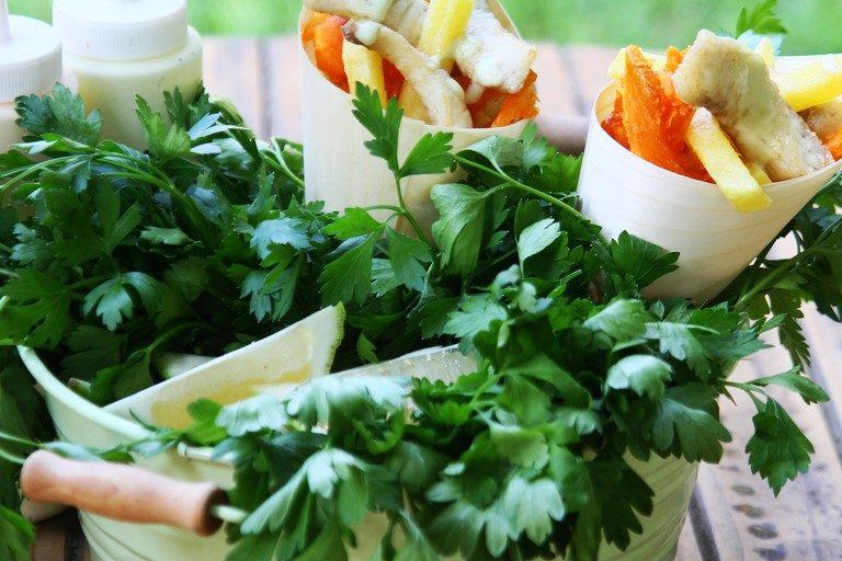 קייטרינג לאירוע | Fish & Chips