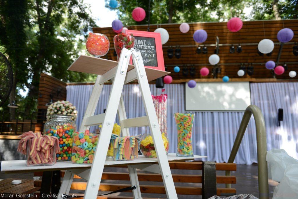 רעיונות לחתונה | ממתקים