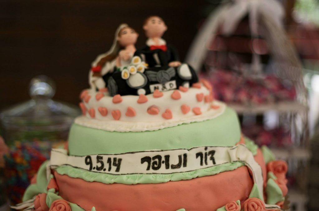 רעיונות לחתונה | עוגת חתונה