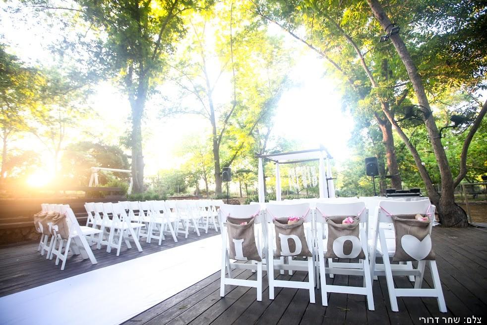 רעיונות לחתונה | כסאות חופה