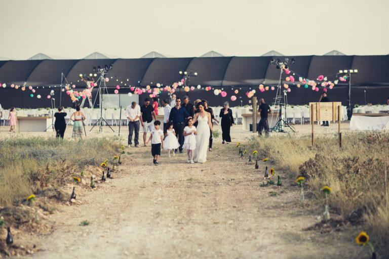 חתונה בבית