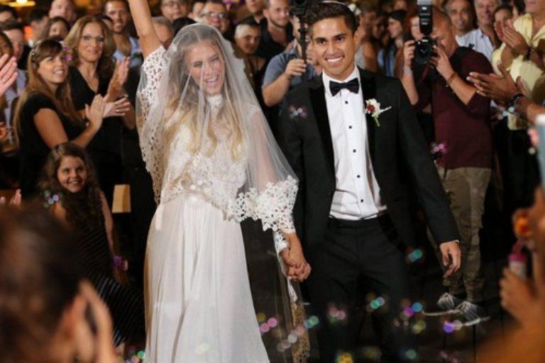 חתונה מיכל ובן