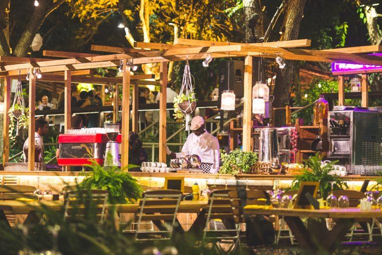 קייטרינג עלי דפנה | גן אירועים הנחלה