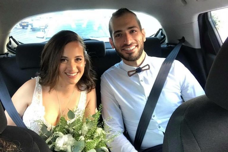 חתונה בנחלה | ליאת וניב